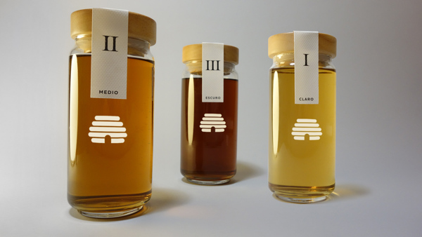 Mel Ibericus Honey packaging