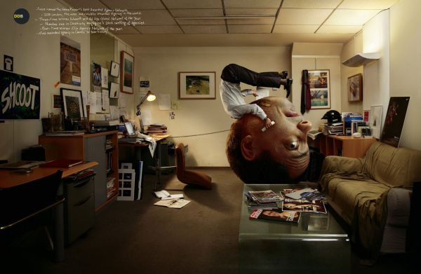 Advertising agency DDB