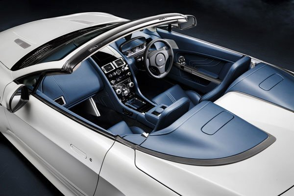 Aston Martin Virage a true luxury car