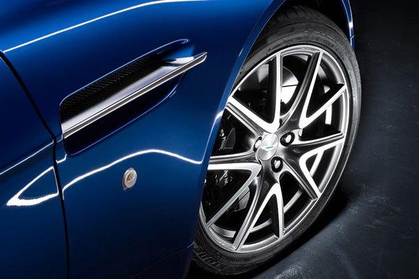Aston Martin Virage a true luxury car
