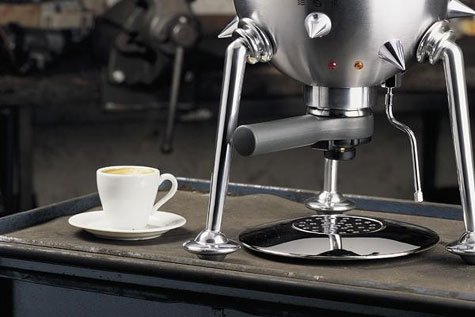 Coffee machine of the future Saeco Etienne Louis