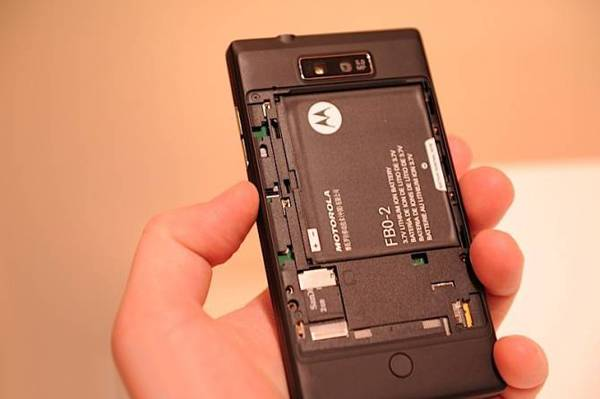 Smartphone Motorola Triumph