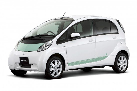 Electropenalties Mitsubishi i-MiEV in Russia