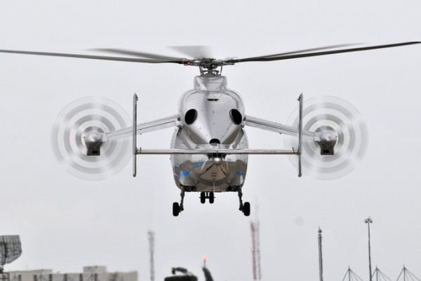 Hybrid Eurocopter Le X3