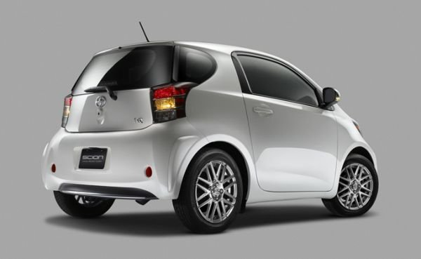 Scion iQ will be released in 2012