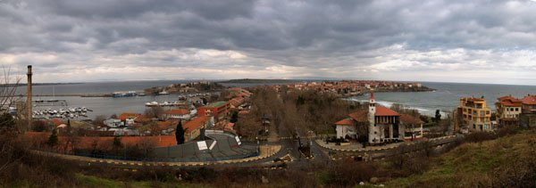 Sozopol - The Town of Apollo