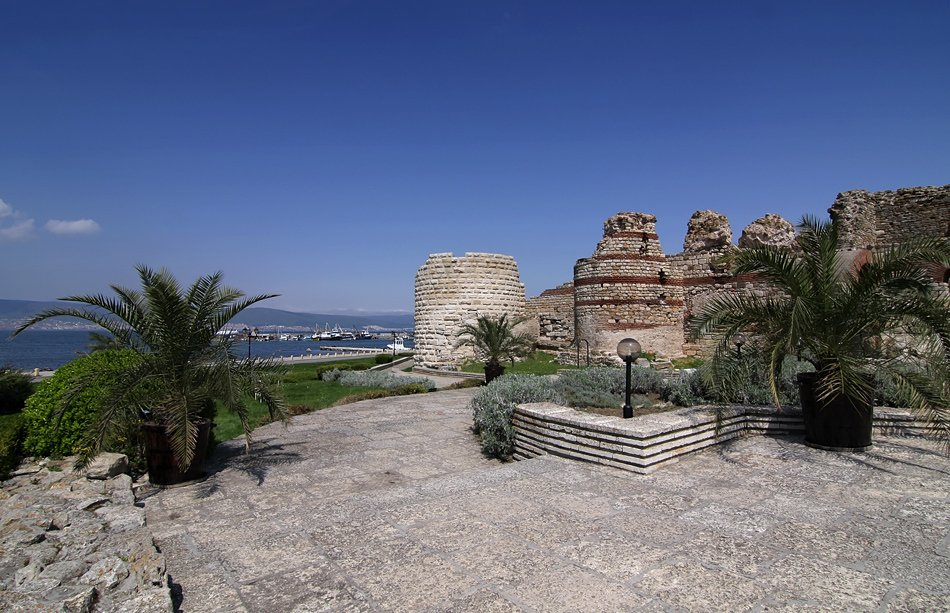 Nessebar - A harmony of ancient beauty and modern life, Mesembria fortress