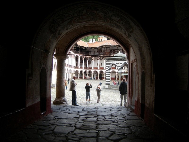 Rila Monastery or The Monastery of Saint Ivan Rilski