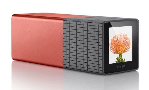 Innovative camera LYTRO