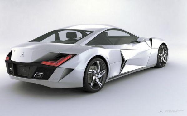 Concept Mercedes SF1