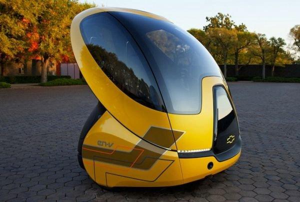 Eco-Friendly Concept EN-V