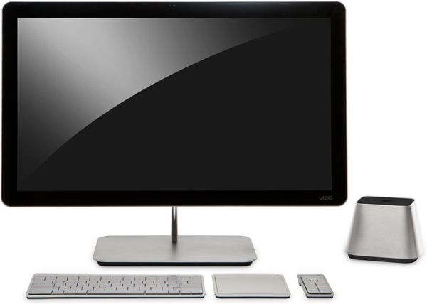 The new line of PC from Vizio