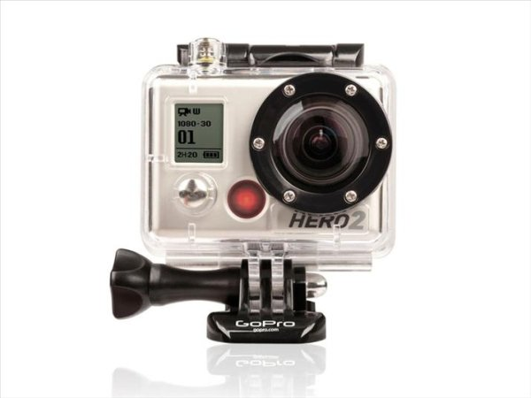 "Camera ""GoPro HD Hero2"""