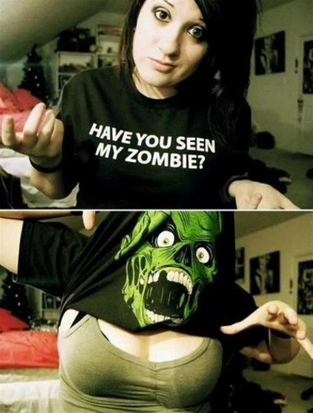 Have you seen my zombie - Best T-shirts Design