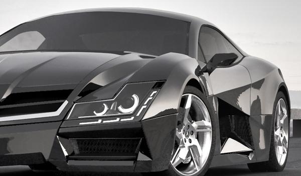 Mercedes Benz SF1 - Final Concept Design