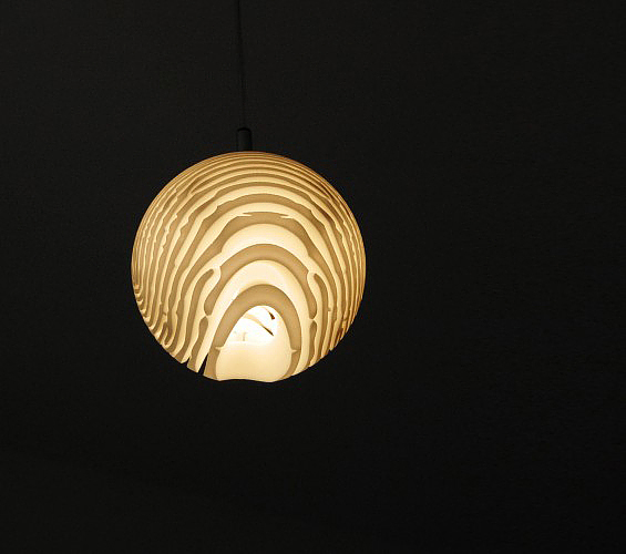 Detail.MGX Chandelier and Pendant Lamp