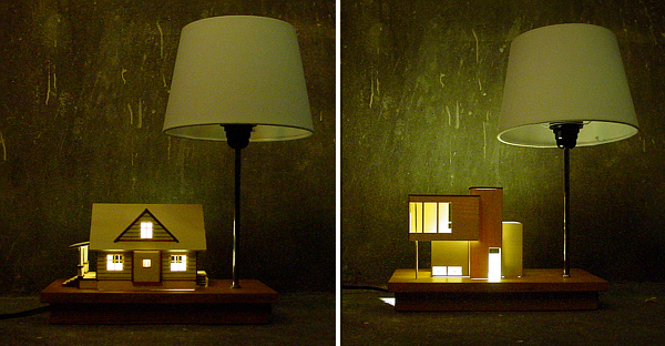 Great The House Lamp By Lauren Daley
