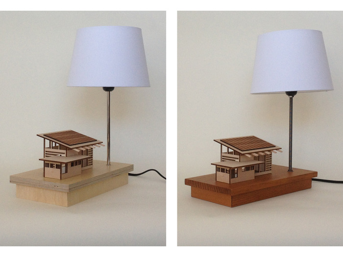 The House-Lamp by Lauren Daley