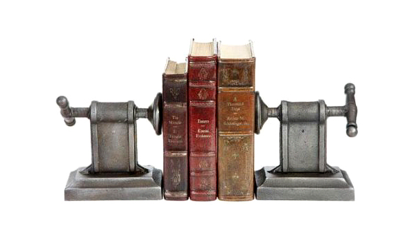 Crankshaft Bookends