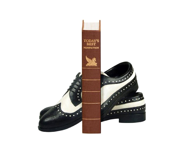 Dancing Shoes Bookends