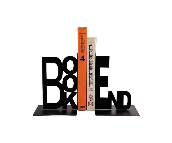The BOOK-END Bookends