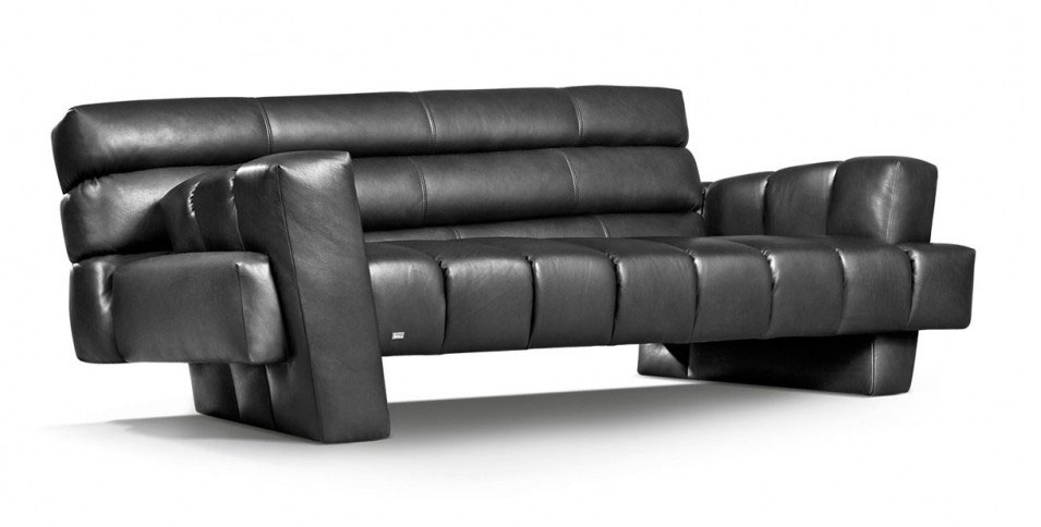 The Confucius Sofa by Alexander Nettesheim