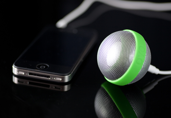 Ballo - The Portable Speaker For Your Portable Device