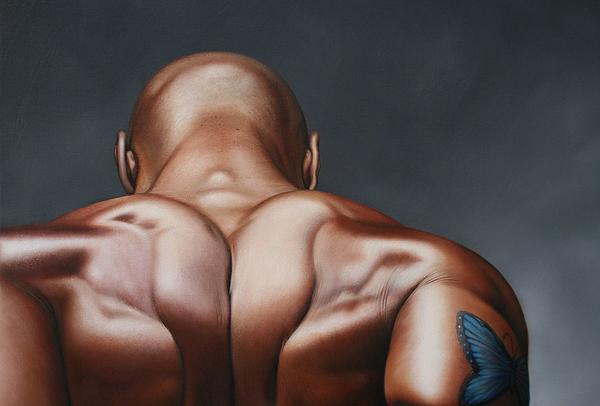 Hyper Realism depicted in Christiane Vleugels Oil Paintings