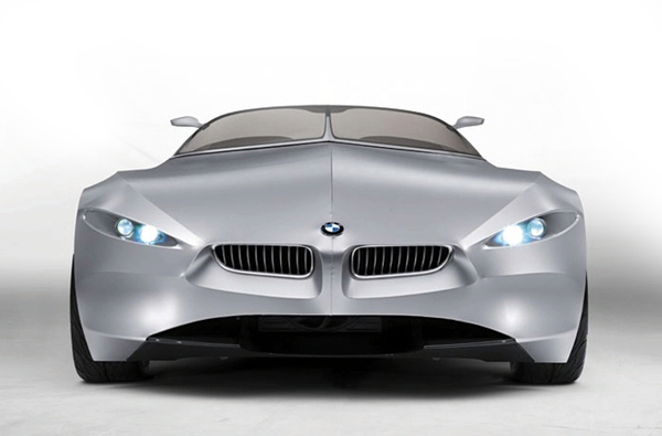 BMW's new sports car concept.