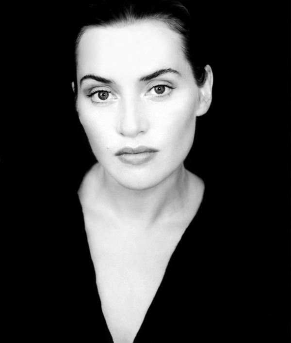 Kate Winslet - Celebrity Portraits by Andy Gotts