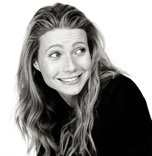 Gwyneth Paltrow - Celebrity Portraits by Andy Gotts