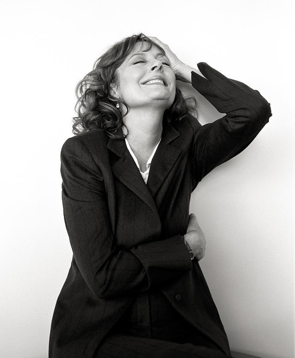 Susan Sarandon - Celebrity Portraits by Andy Gotts