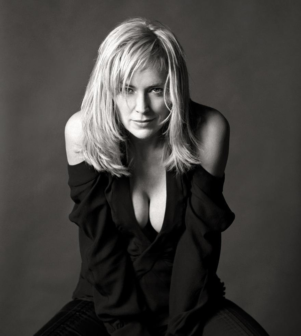 Sharon Stone - Celebrity Portraits by Andy Gotts