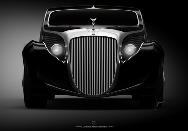 The Rolls-Royce Jonckheere Aerodynamic Coupe II