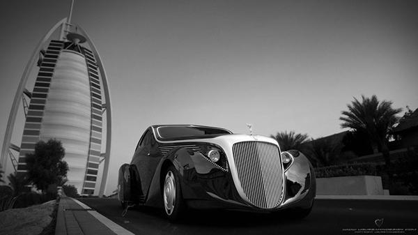 Majestic presence - Rolls-Royce Jonckheere