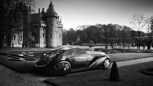 Subtle elegance - Rolls-Royce Jonckheere