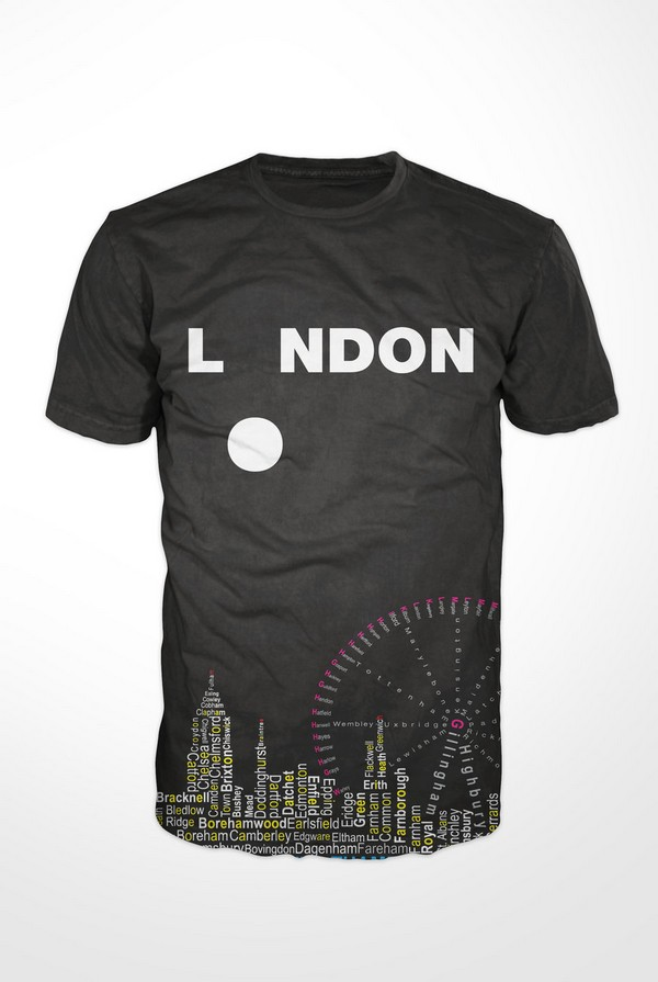 Londonography; design by Shevy1987