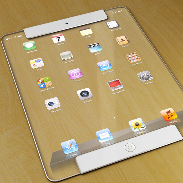Afonso's iPad Concept