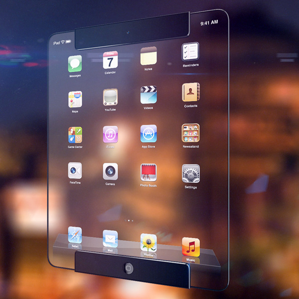 "Next iPad - The ""sexiest"" concept yet."