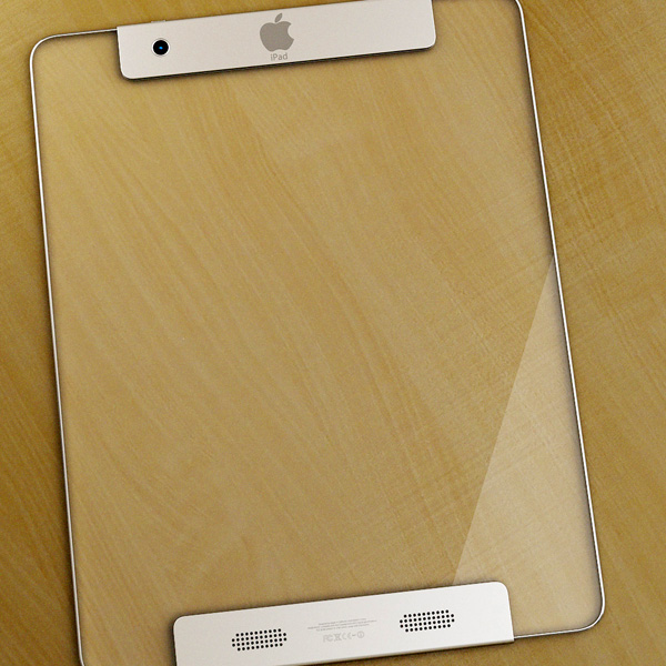 Next iPad -A promising concept.