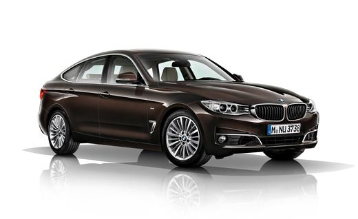 The 2014 BMW 3-Series Gran Turismo