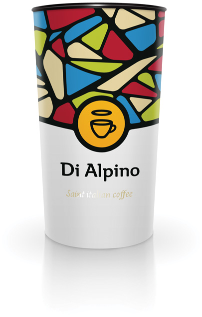 Coffee to go! - Di Alpino
