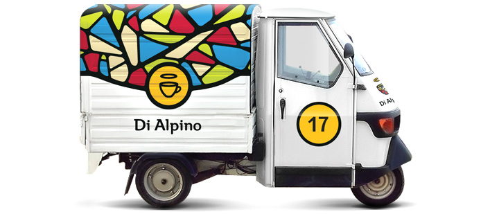 Coffee on wheels - Di Alpino