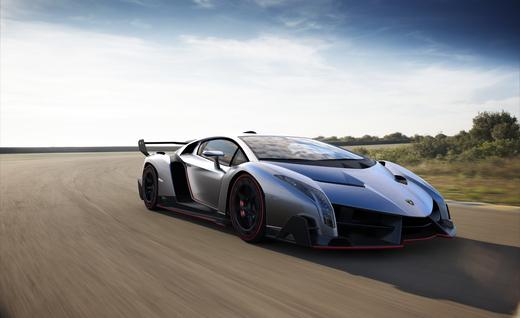 The Lamborghini Veneno, celebrating 50 years of auto excellence
