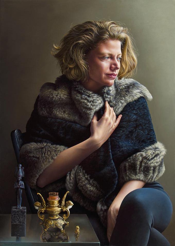 Portraits - Miriam Escofet