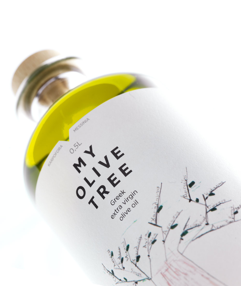 My Olive Tree Packaging