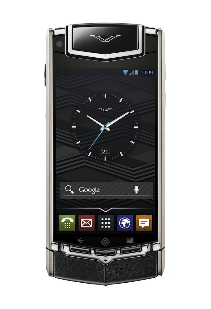 Intuitive and easy to use - Vertu Ti Android