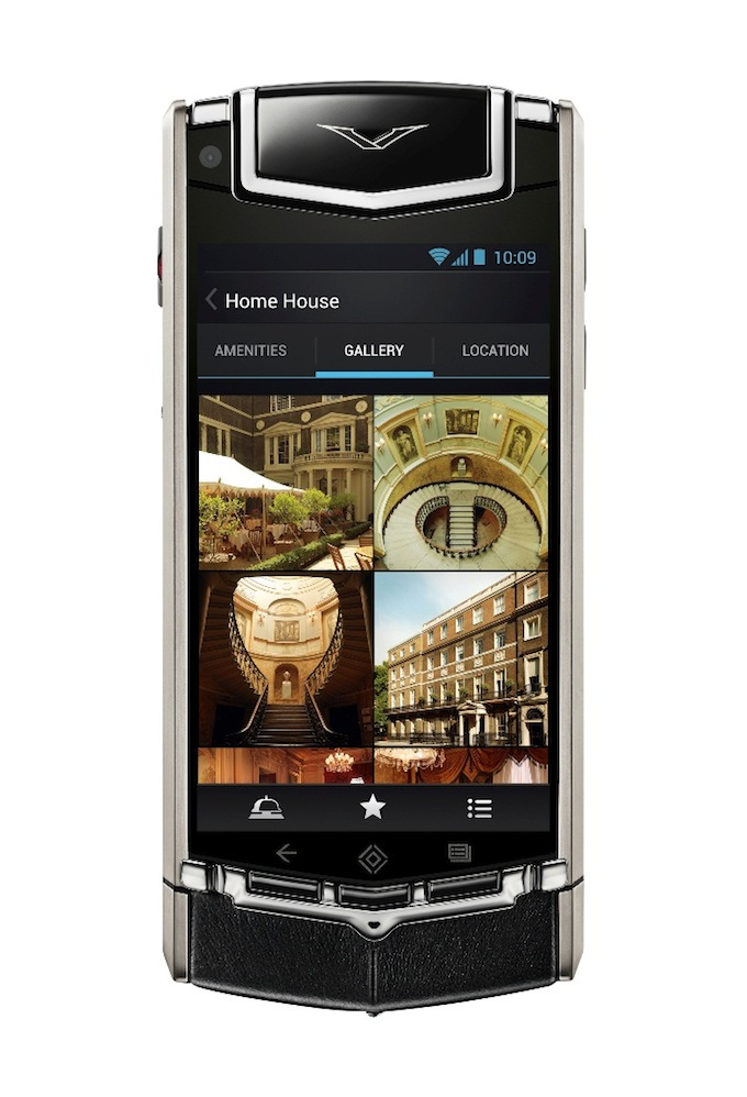 Luxury and quality - Vertu Ti Android