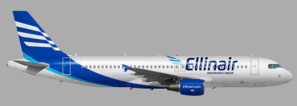 Aircraft Ellinair