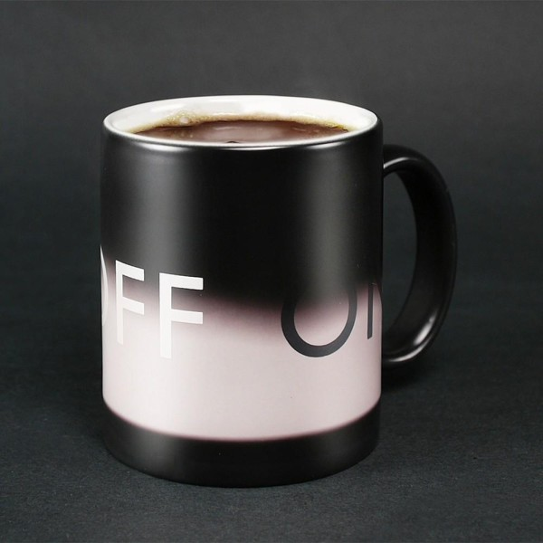 On Off Color Changing Sensitive Mug